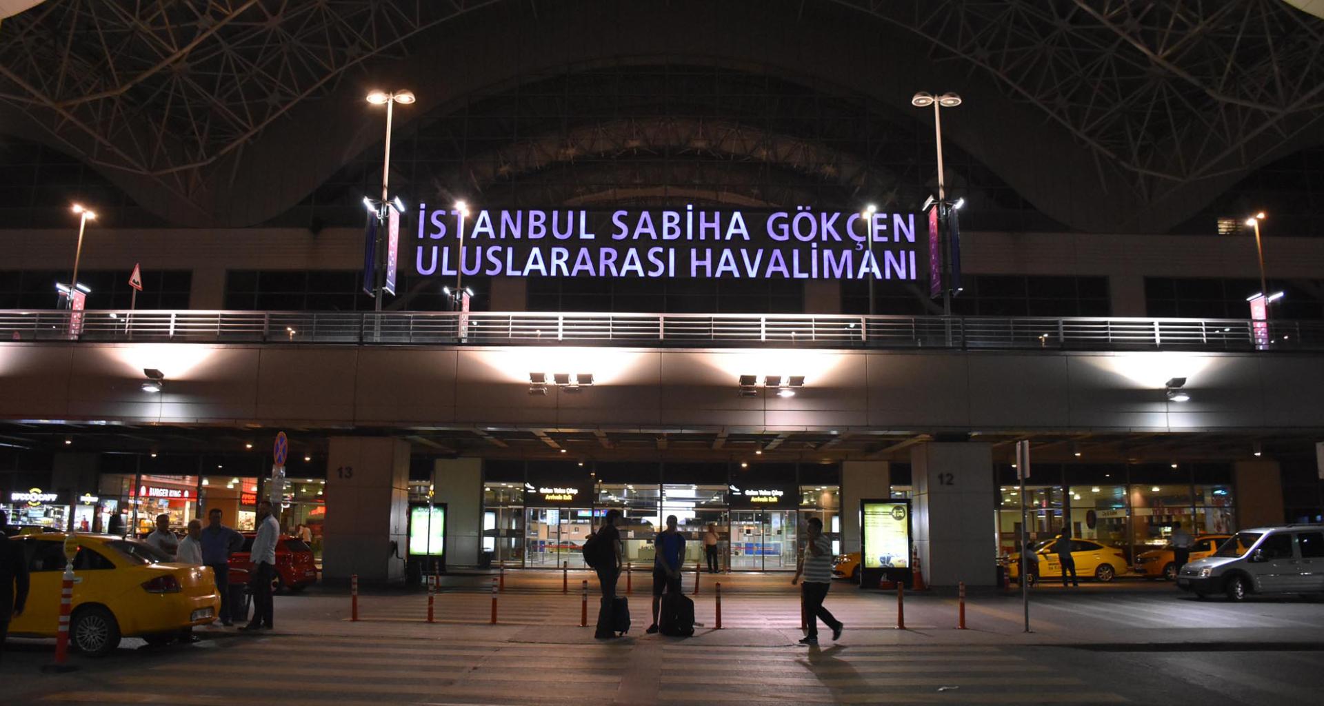 Beşiktaş – Sabiha Gökçen Havalimanı Transferi