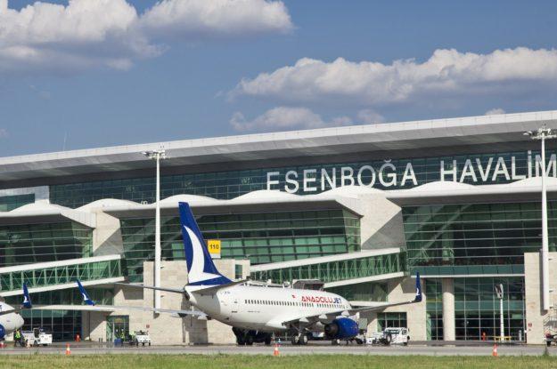 Esenboğa Havalimanı Transferi