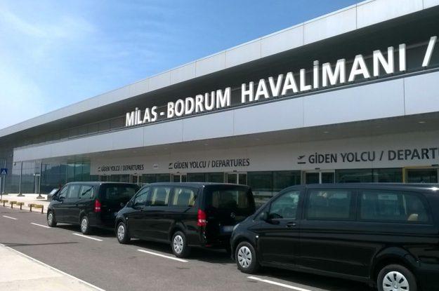 Milas Bodrum Havalimanı Transferi